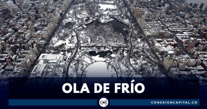 ola de frío en chicago