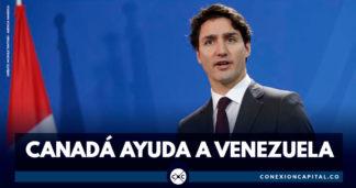 Canadá anuncia 53 millones de dólares para la crisis humanitaria en Venezuela
