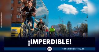 Disfrute del BiciCine en el Día sin Carro