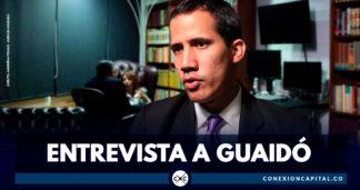 Juan Guaidó: Tenemos todas las variables para producir una transición pronto en Venezuela