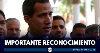 España y Reino Unido reconocen a Guaidó como presidente interino de Venezuela