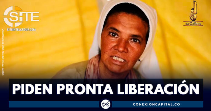 La religiosa colombiana Gloria Narváez cumple dos años secuestrada en Malí