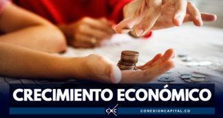 Economía colombiana creció 2,7 % durante el 2018