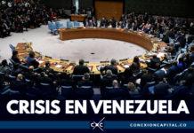 Reunión del Consejo de Seguridad de la ONU para tratar crisis de Venezuela