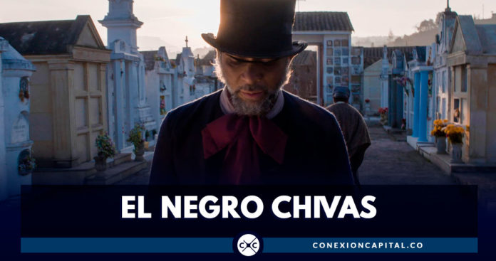 ¿Conoce al Negro Chivas, personaje icónico de Bogotá?