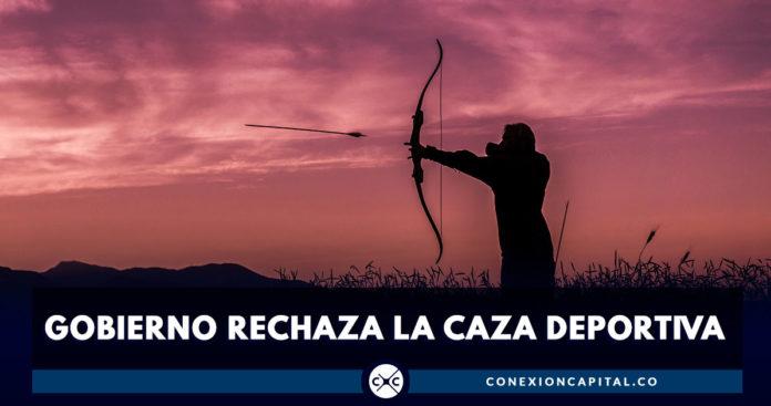 Ministerio de Ambiente rechaza la caza deportiva