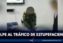 Incautaron más de 100 kilos de droga en el aeropuerto El Dorado