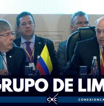 El Grupo de Lima busca solución pacífica para Venezuela: funcionario