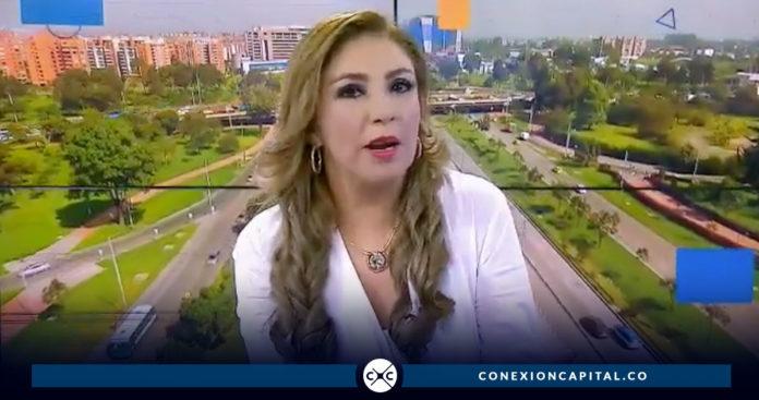 Entrevista a Nelly Patricia Mosquera, presidente del Concejo de Bogotá