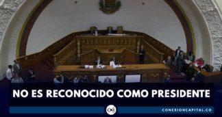 Venezuela no reconoce a Guaidó como presidente