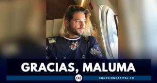 Este fue el emotivo gesto de Maluma con niños que padecen cáncer