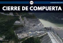 Se cerrará la segunda compuerta de casa de máquinas en Hidroituango