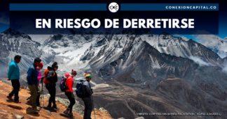 Nuevo estudio advierte sobre deshielo de los Himalayas