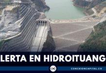 Anticipan cierre de compuerta en Hidroituango