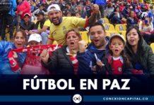 ¡Buena noticia! Violencia asociada al fútbol se redujo en Bogotá