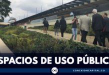 corferias espacios públicos