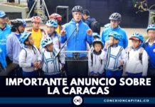 La Caracas será una de las vías más bellas de Colombia: Peñalosa