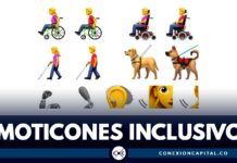 emoticones inclusivos en WhatsApp
