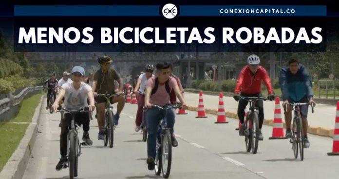 hurto a bicicletas