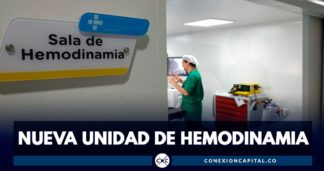 nueva unidad de hemodinamia
