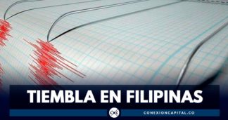 tiembla en filipinas