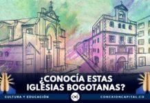 iglesias de Bogotá
