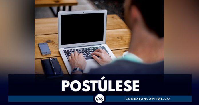 trabajos públicos en Bogotá