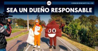 excremento de mascotas en Bogotá