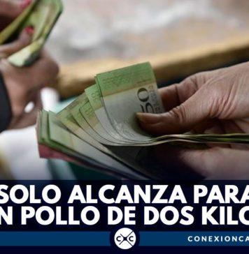 salario mínimo en venezuela