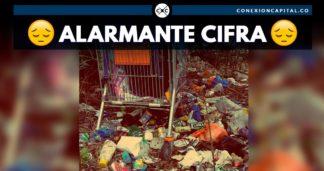 desperdicio de comida en Colombia