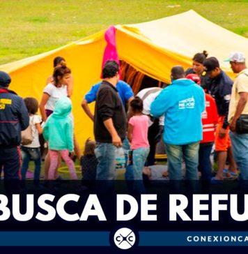 migración de venezolanos en Colombia