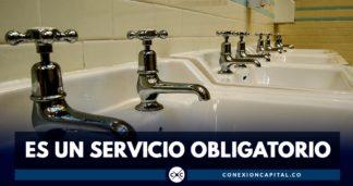 servicio de baño es obligatorio