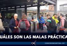 campaña TransMilenio