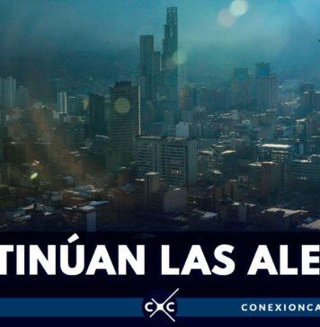 alertas Bogotá
