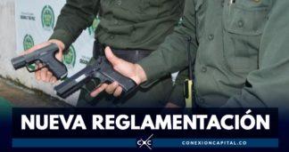 portar armas Colombia