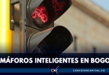 semáforos Bogotá
