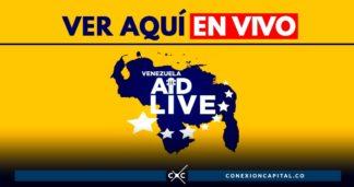 concierto venezuela aid ive