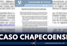 caso Chapecoense