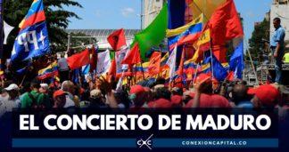 concierto de gobierno de venezuela