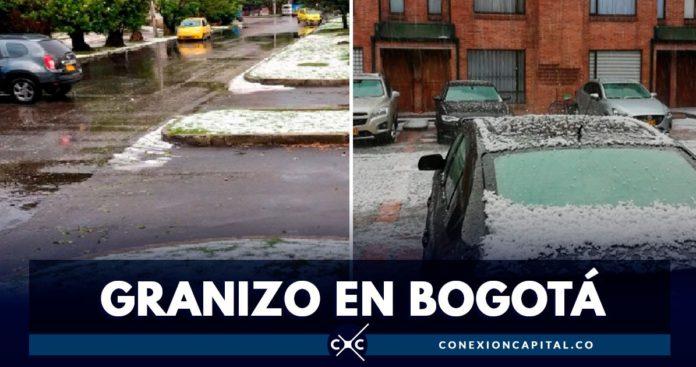 granizo Bogotá