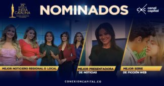 Canal Capital recibe tres nominaciones a los Premios India Catalina 2019