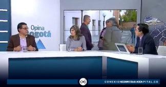 Laura Gily Pedro Viveros estuvieron en Opina Bogotá para hablar sobre laactualidad política del país, especialmente del caso Santrich y el futuro de su extradición o libertad.