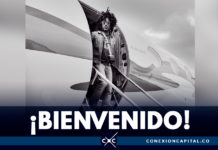 Lenny Kravitz ya está en Bogotá