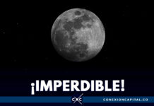 Arme plan para observar la última superluna del año