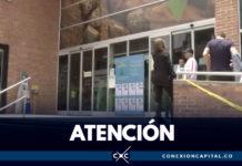Presunto caso de sicariato deja una persona muerta en reconocido supermercado de Bogotá
