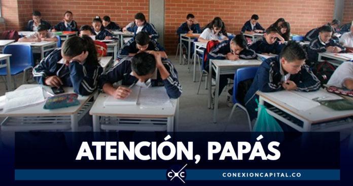 Nueva etapa para solicitar traslados entre colegios públicos en Bogotá
