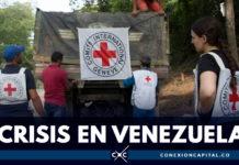 Cruz Roja desarrollará operación humanitaria en Venezuela