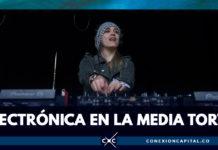 La música electrónica vuelve a La Media Torta de Bogotá