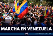 Juan Guaidó convocó a marchas en Venezuela para este martes