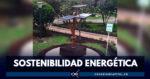 Hospital Universitario San José instala el primer árbol solar
